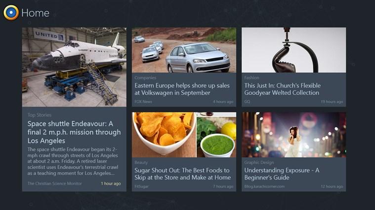News360 screen shot 0