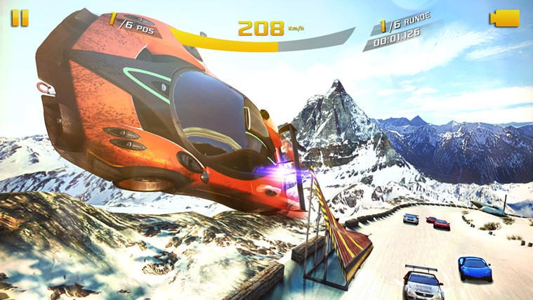 Asphalt 8: Airborne Screenshot 2
