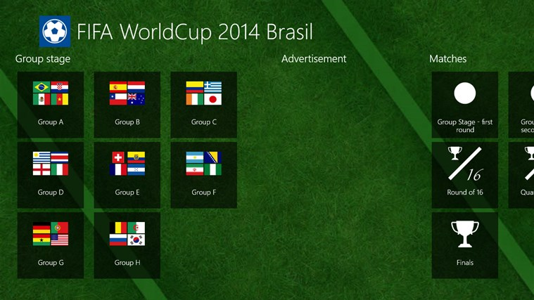 FIFA World Cup 2014 Brasil screen shot 0
