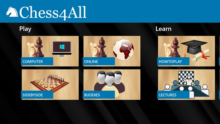 Chess4All full screenshot
