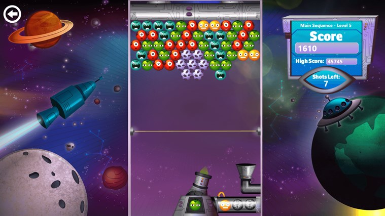 Bubble Star screen shot 0