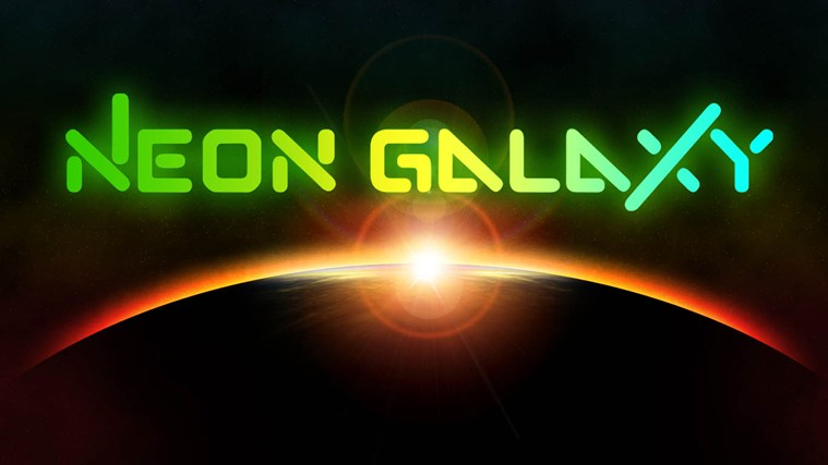 Neon Galaxy screen shot 0