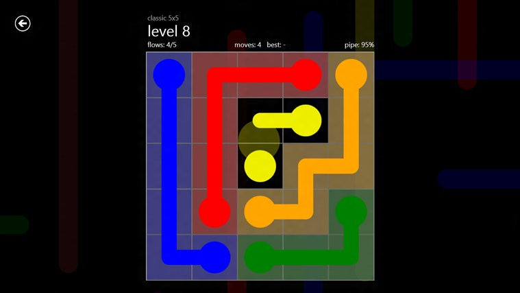 Flow Free Windows 8 Game