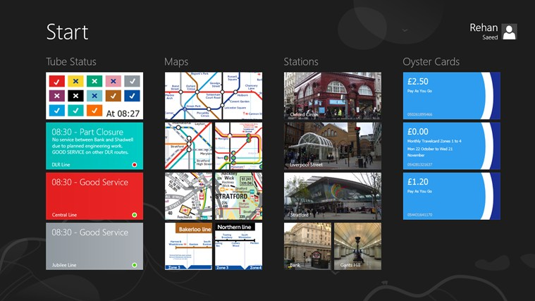 London Travel Live screen shot 0
