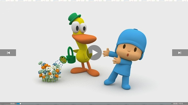 Pocoyo TV captura de pantalla 2