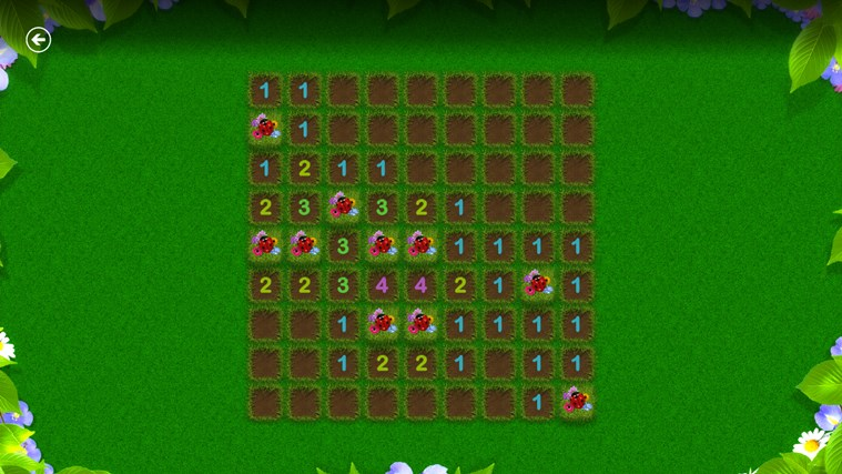 Microsoft Minesweeper screen shot 2