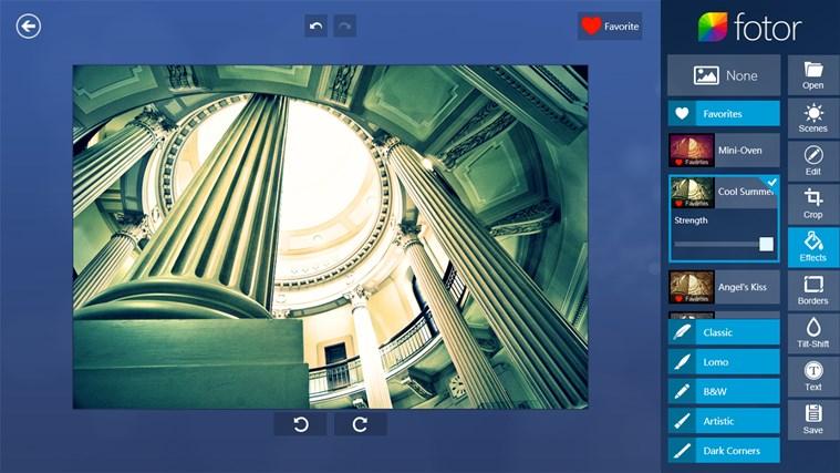 Fotor captura de pantalla 2
