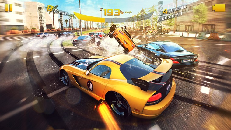 Asphalt 8: Airborne Screenshot 4