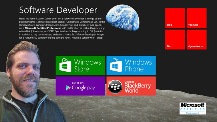 software developer: