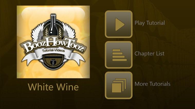 White Wine screenshot 0