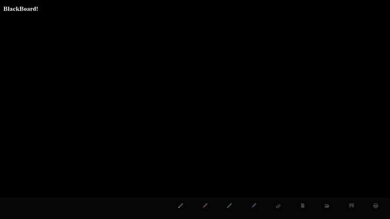 BlackBoard! screen shot 0