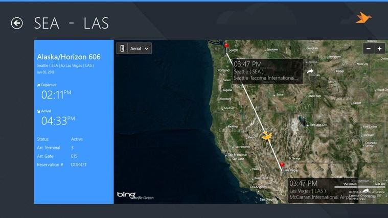 Las Vegas Airport + Flight Tracker screen shot 4