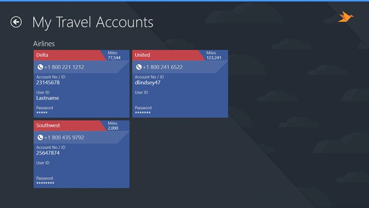 Las Vegas Airport + Flight Tracker screen shot 8