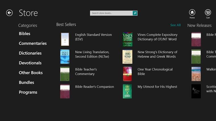 PocketBible Bible Study App screen shot 6