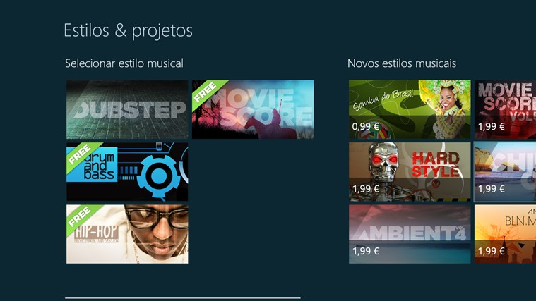 Music Maker Jam captura de tela 4