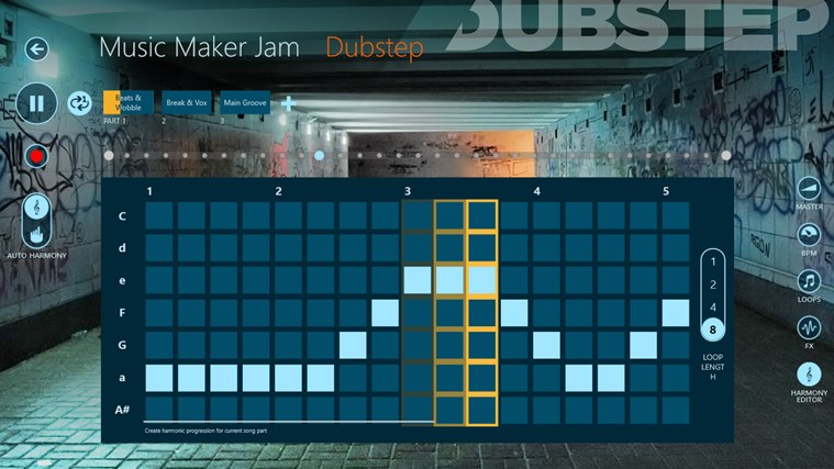 Music Maker Jam screen shot 6