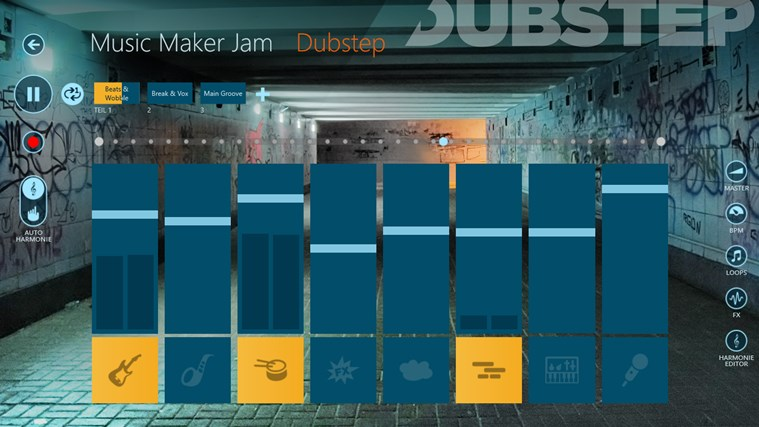 Music Maker Jam Screenshot 0