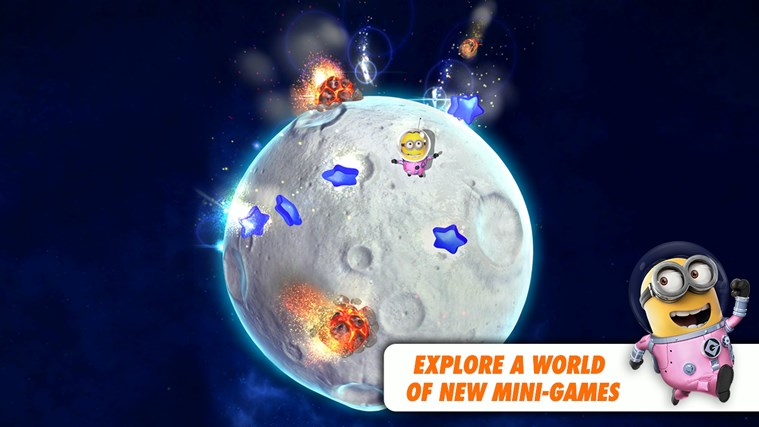 Despicable Me: Minion Rush-skärmbild 2