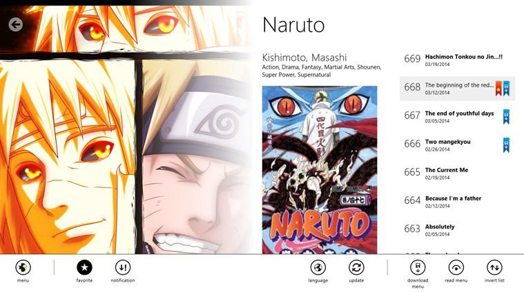 Manga Bird screen shot 2