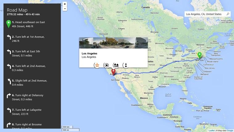Maps Pro screen shot 6