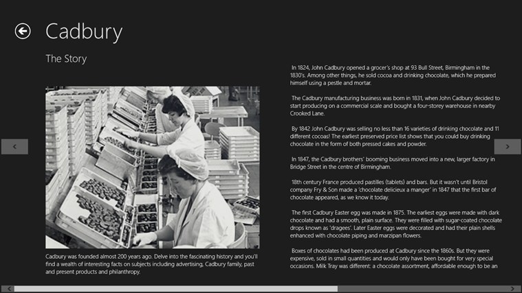 cadbury operation strategy Cadbury started its operation in india in 1948 by importing chocolates and distributing in the indian market this project shows some research on current marketing strategy used by cadbury in indian market.