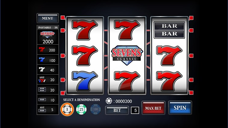 slot poker machine games free