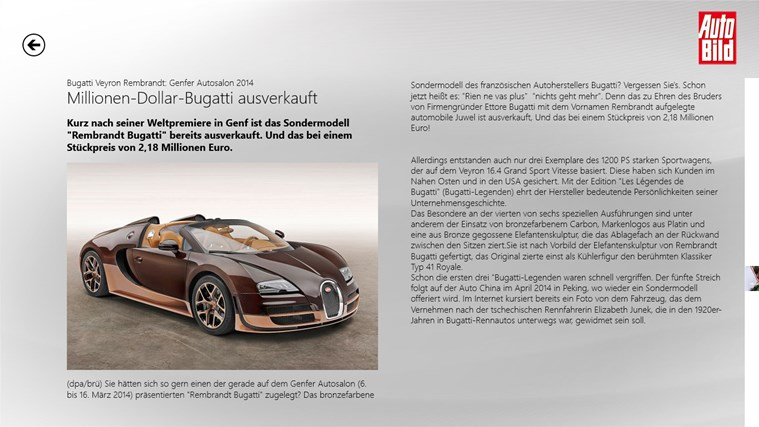 Autobild Screenshot 4