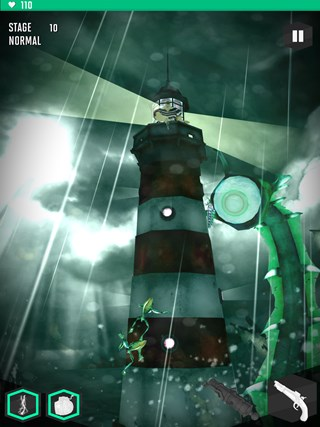 Shoggoth Rising screen shot 8