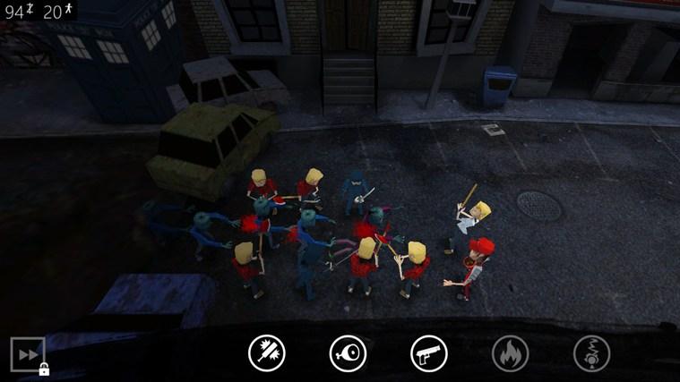 ByeByeBrain App-ocalypse captura de pantalla 2