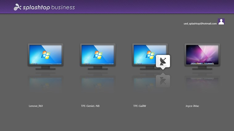 Splashtop Business - Remote Desktop screen shot 0