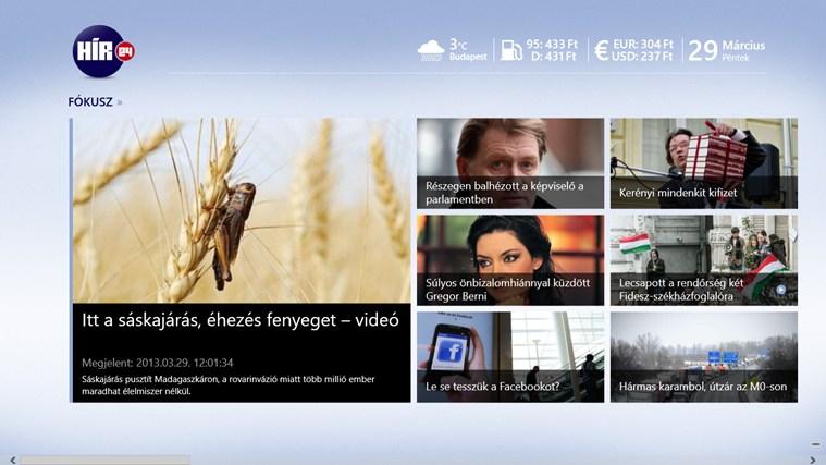 Hír24 – 0. képernyőkép