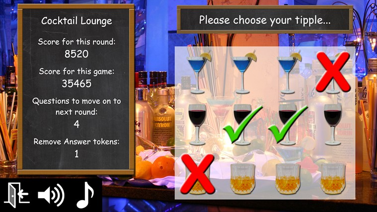 Ken's Ultimate Pub Quiz Challenge for Android full screenshot