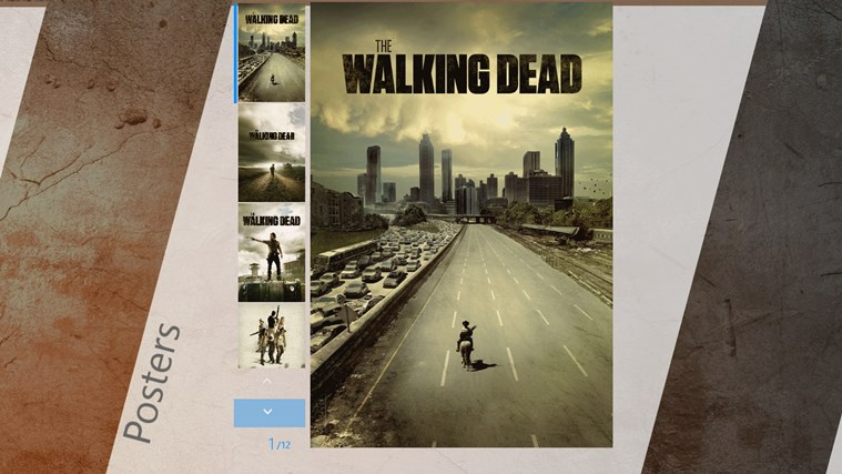 The Walking Dead Series Guide capture d'écran 6