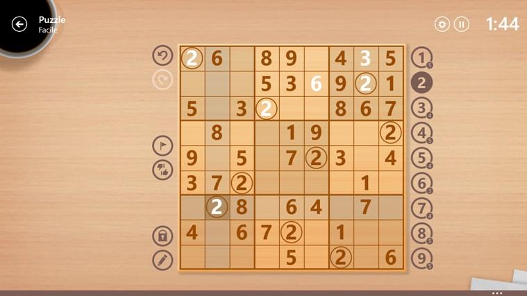 Sudoku Free capture d'écran 0
