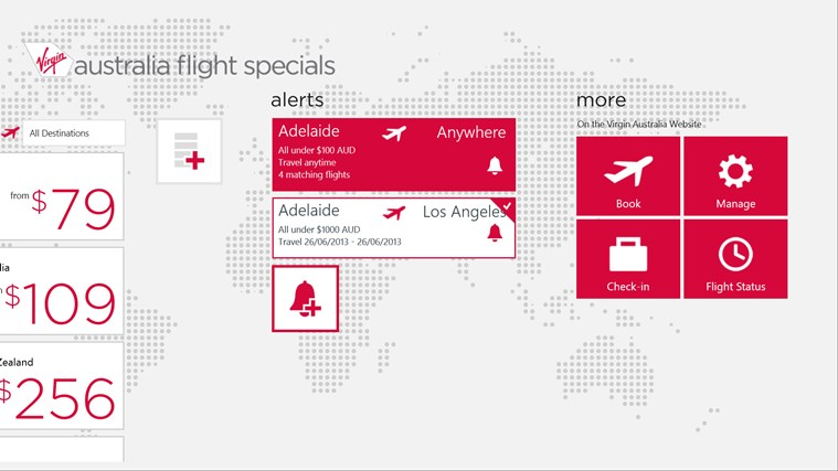 Flight Specials screen shot 4