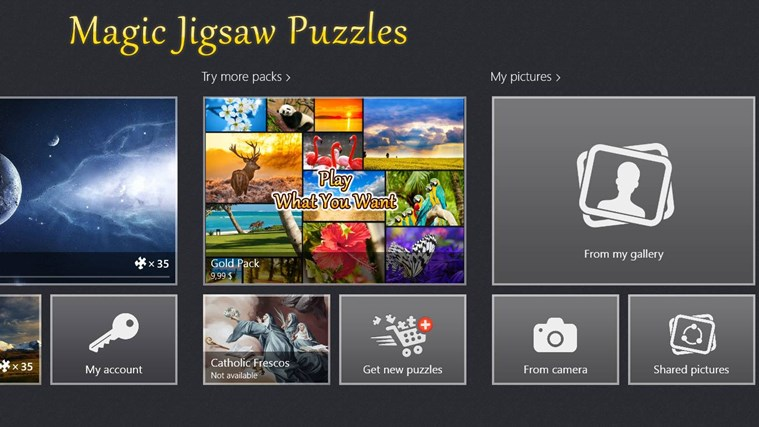 Magic jigsaw puzzles for windows 10 8 free download Magic app