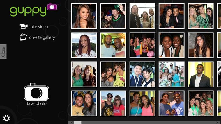 Guppy Photo Booth näyttökuva 0