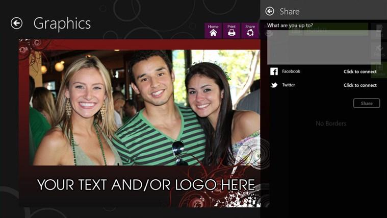 Guppy Photo Booth näyttökuva 4