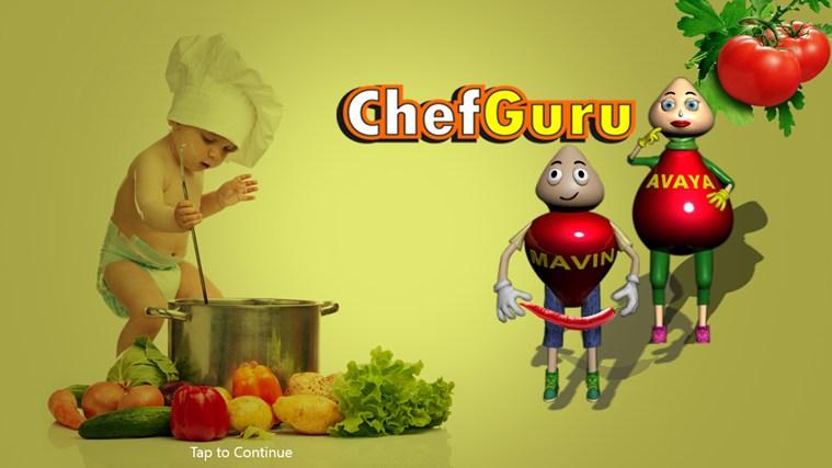 ChefGuru full screenshot