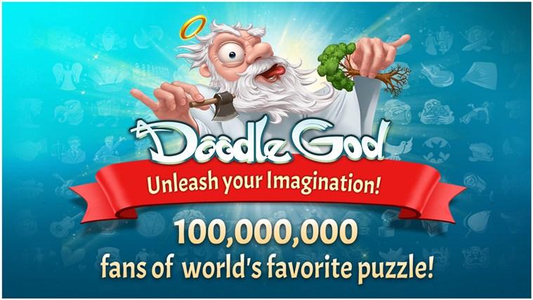 Doodle God Blitz captura de pantalla 0