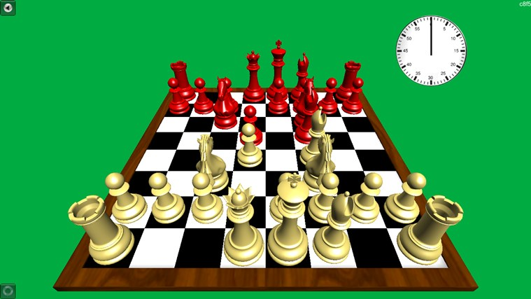 Chess 3D screenshot