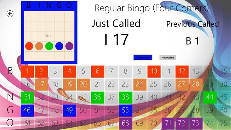 Monkey Bingo screenshot 0