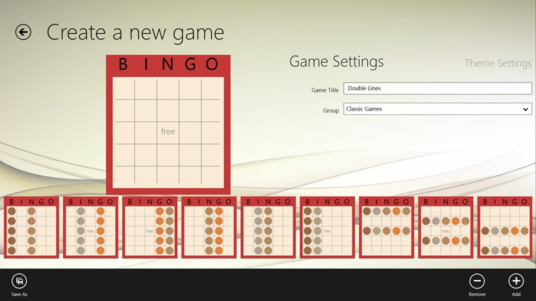 Monkey Bingo screenshot 4