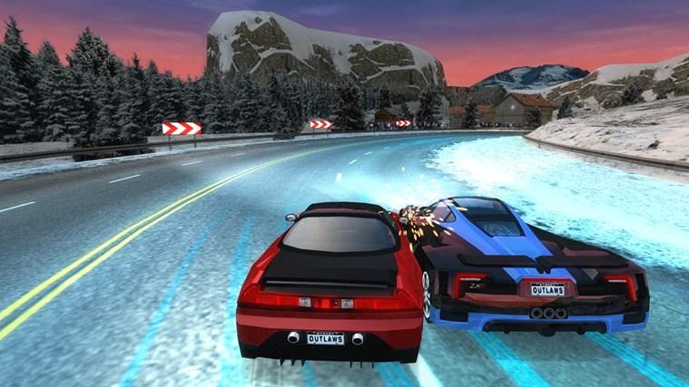 Drift Mania: Street Outlaws screen shot 4