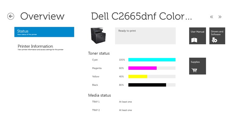 Dell Document Hub screen shot 4