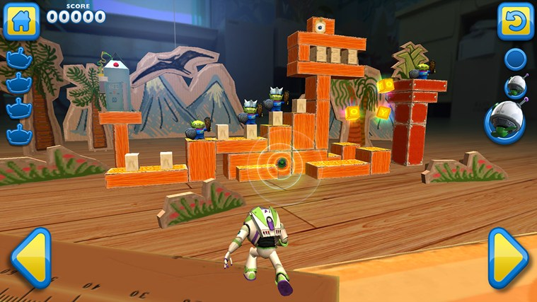Toy Story: Smash It! screen shot 4