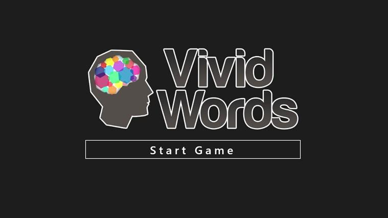 Vivid Words ภาพหน้าจอ 0