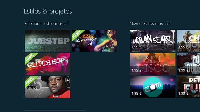 Music Maker Jam captura de tela 4