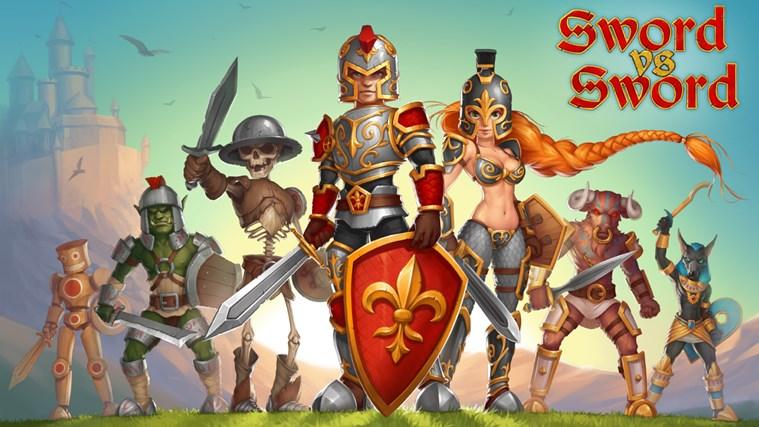 Sword vs Sword screen shot 0