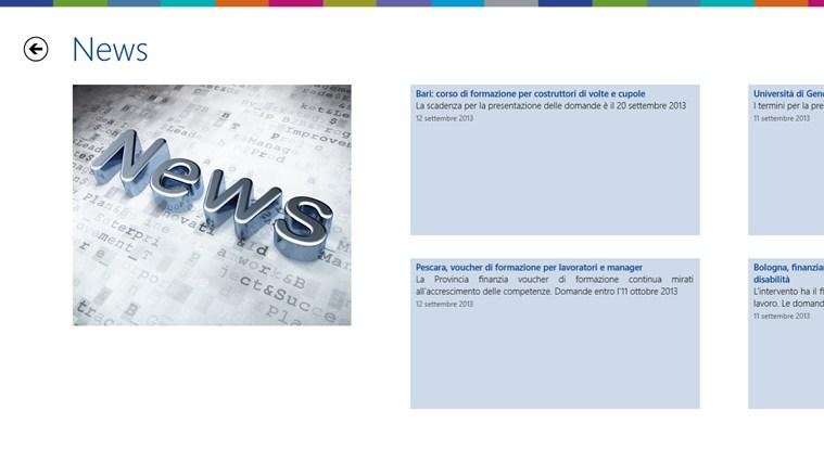 Cliclavoro cattura di schermata 2